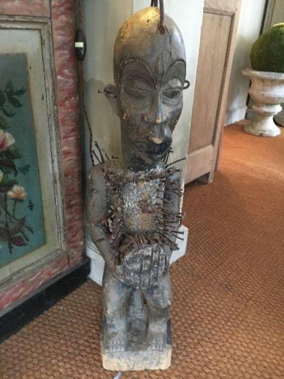 Статуя из Мали