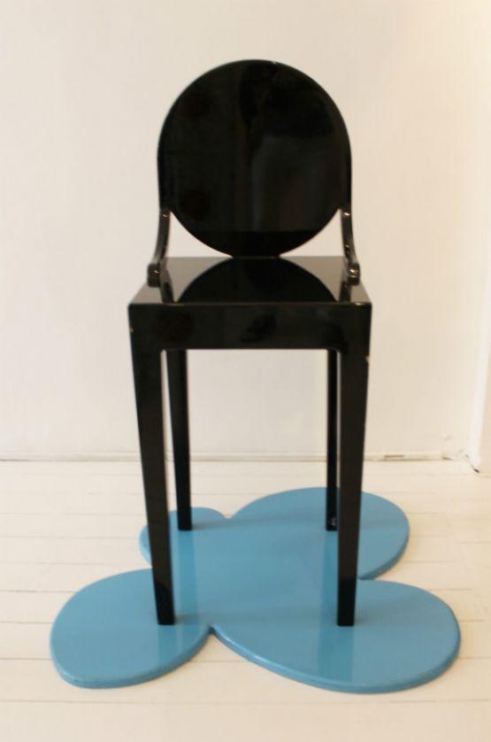 Кресло 'Мадемуазель на облаке'