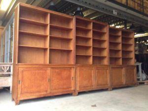 Книжный шкаф из дуба, Великобритания