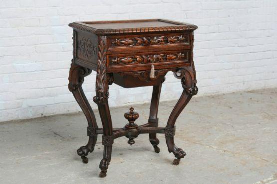 Приставной столик, стиль ЛюдовикаXV