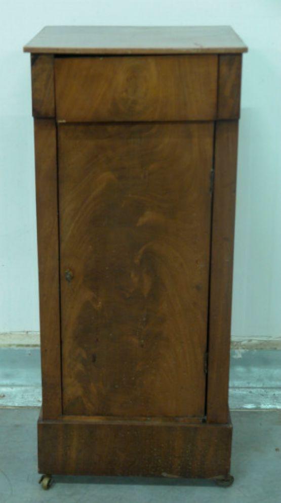 Прикроватная тумбочка в стиле Луи-Филиппа, 1900 г.