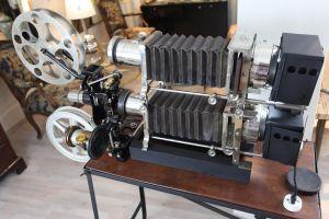 Проецирующий кинетоскоп. Томас Эдисон, начало XX в