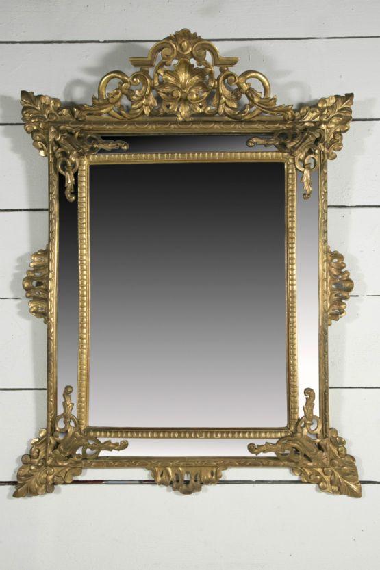 Зеркало в стиле Людовика XIV, Франция, XIX в.