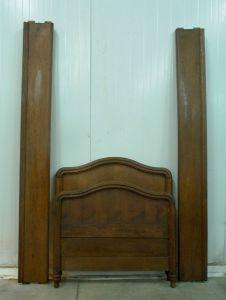 Кровать в стиле Луи-Филиппа