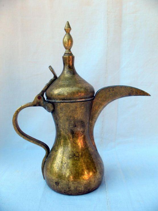 Бедуинский кофейник, конец XIX в.