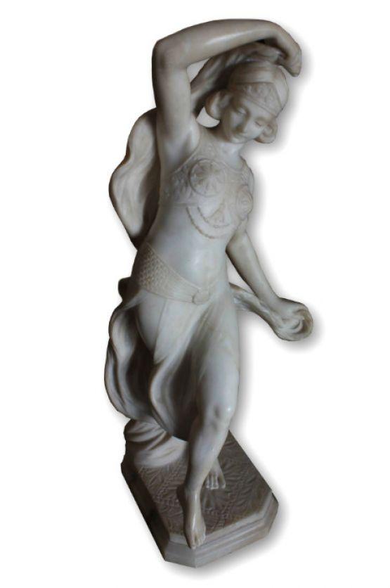 Скульптура из алебастра