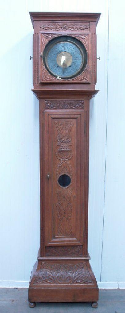 Напольные часы, XIX век