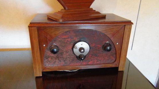 Радиоприемник, около 1925 г.