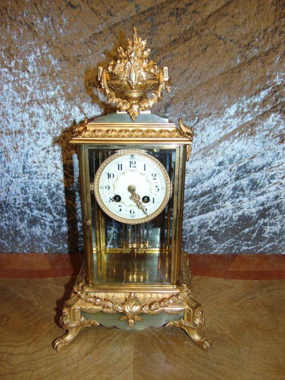 Часы с маятником, эпоха Наполеона III, XIX в.