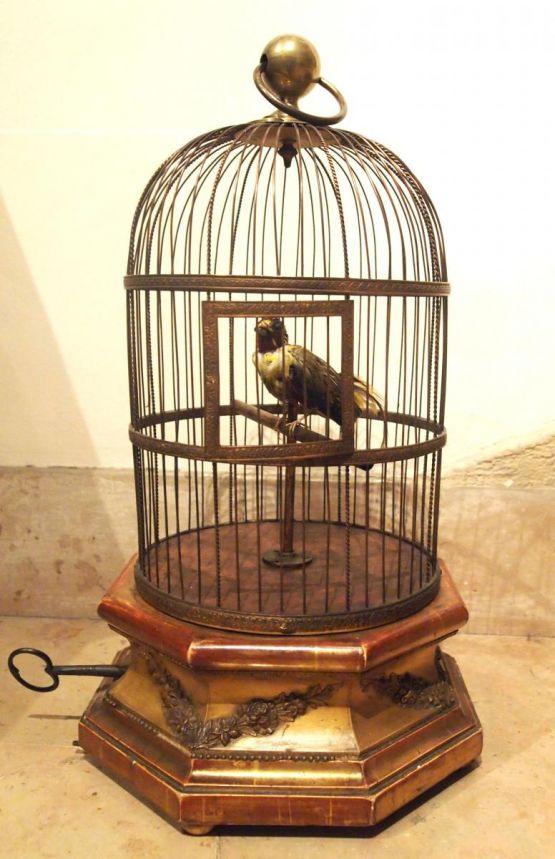 Клетка для птицы, XIX в.