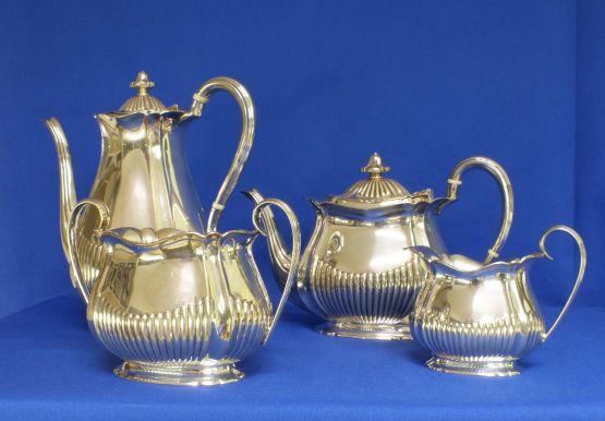 Английский сервиз для чая и кофе
