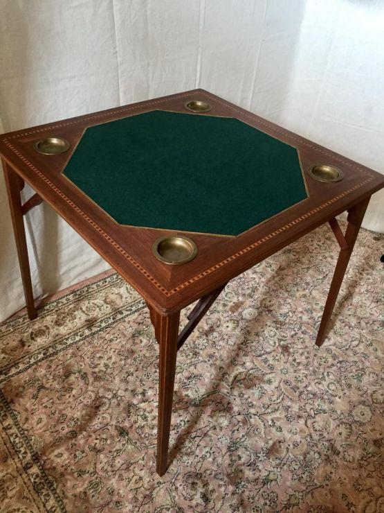 Складной стол из палисандра, 1925 г.
