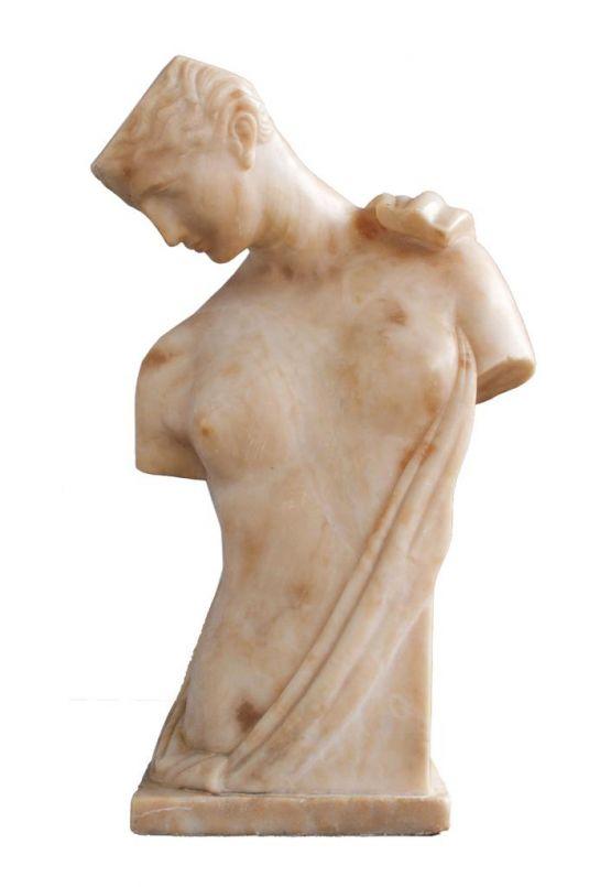 Мраморная статуя 'Психея из Капуи',  ХХ в.