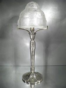 Настольная лампа. J. Robert, 1925 г.