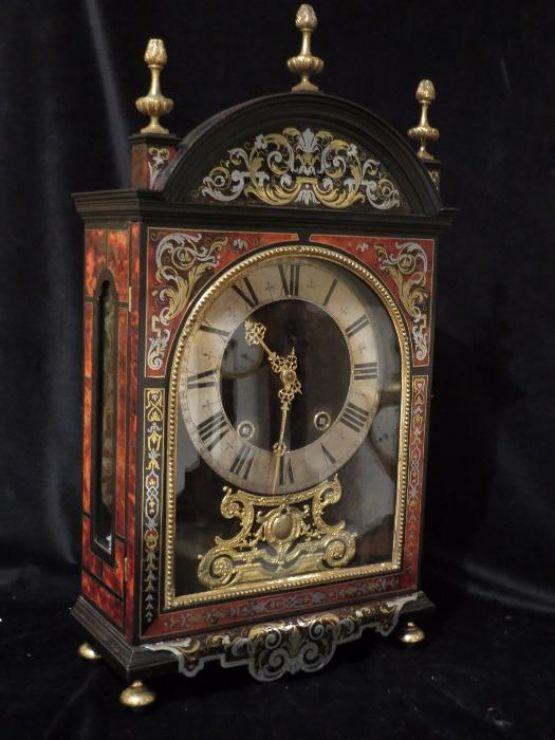 Часы. Клод Мартино, 1680 г.