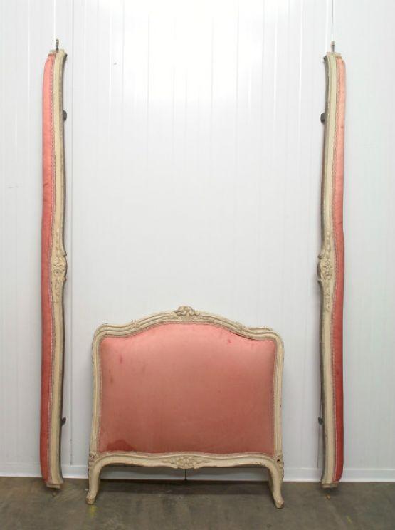 Покрытая патиной кровать, Людовик XV