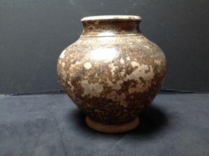 Кхмерская ваза, 18 см