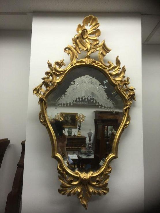 Венецианское зеркало, около 1800