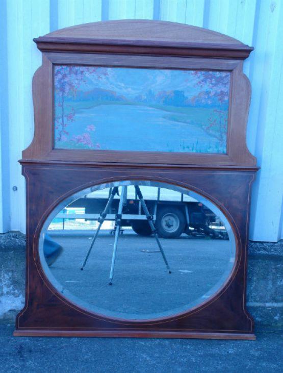 Зеркало с картиной