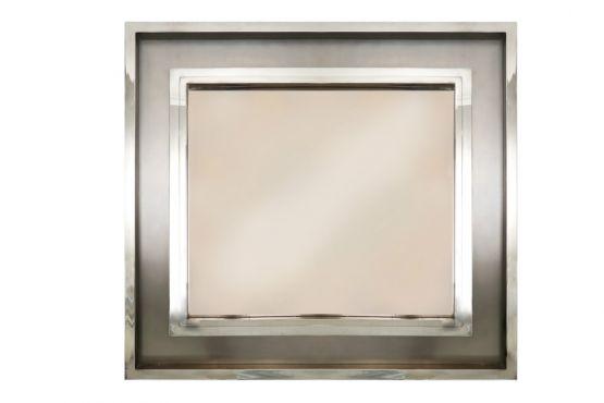 Хромированное зеркало, дизайн  'Мейсон-Янсен'