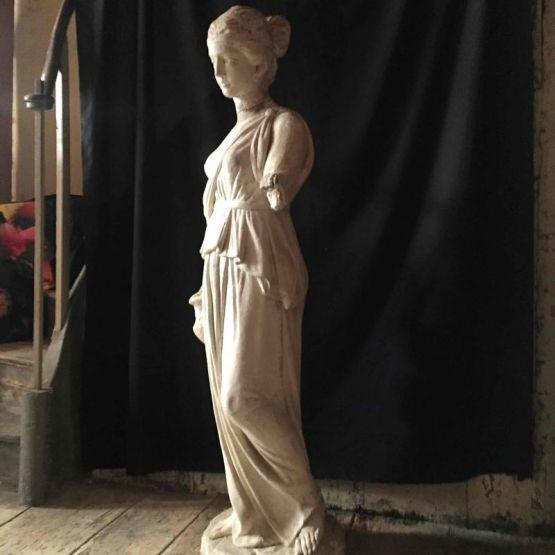 Статуя. Пьер Дебю, XIX в.