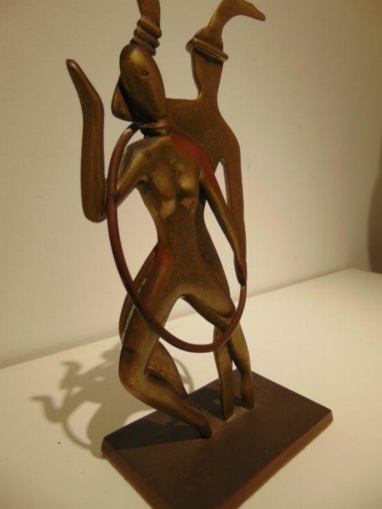 Бронзовая скульптура, Танапо