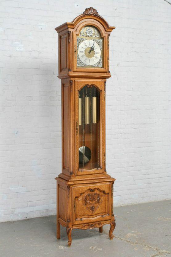 Напольные часы в стиле Людовика XV, 216 см