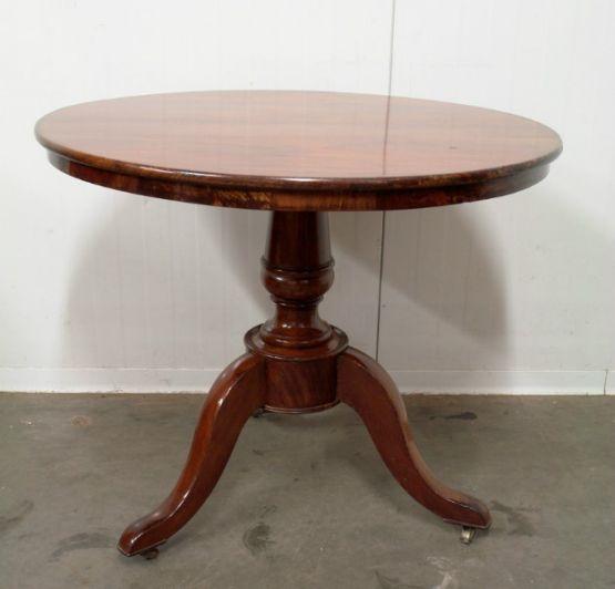 Консольный столик в стиле  Луи-Филиппа