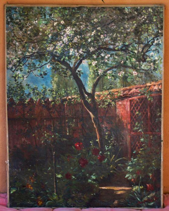 'Весна в Провансе'. Jean Besson, 1910 г.