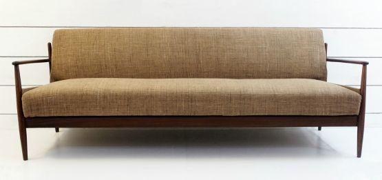 Скандинавский диван-кровать