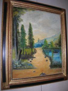 Пейзаж. Martinez, 1937 г.