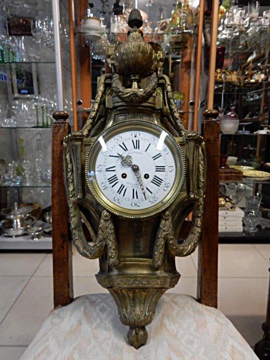 Часы-картель Giteau, XIX в.