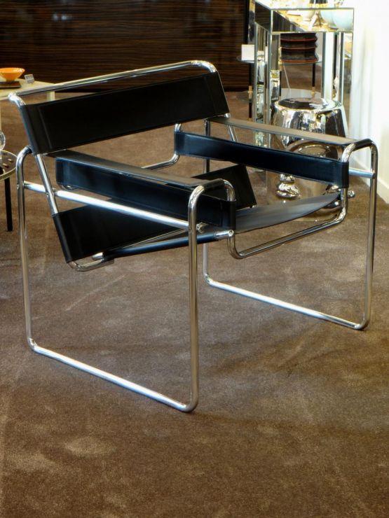 Кресло 'Wassily'. Marcel Breuer, 1960-е гг.