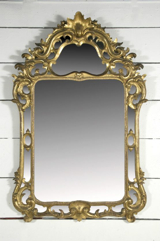 Зеркало, Франция, конец XVIII в.