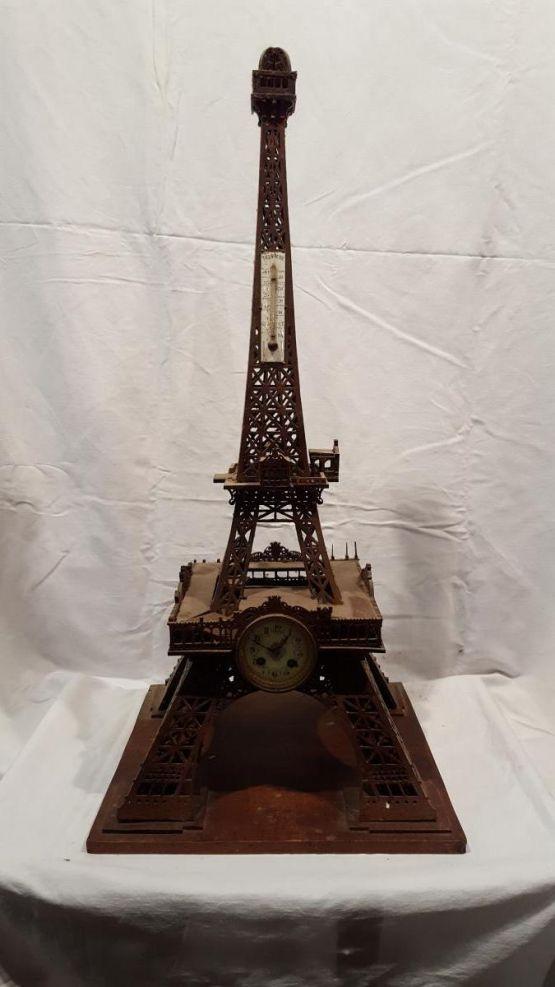 Эйфелева башня в миниатюре, XX в.