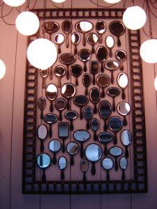 Набор из 50 ручных зеркал, XIX в.