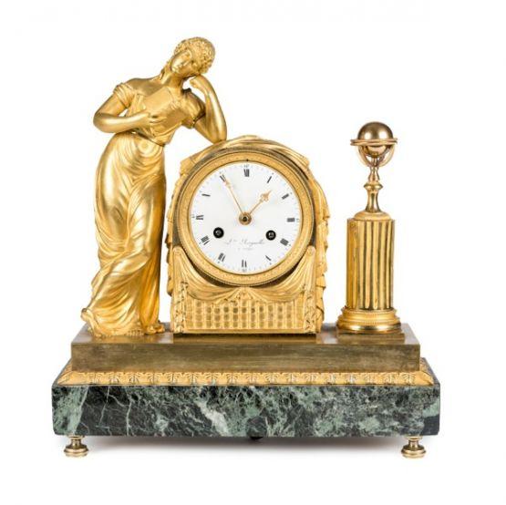 Часы Bergmiller, начало XIX в.