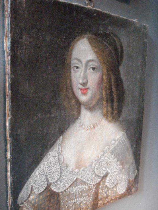 Картина, XVIII в.