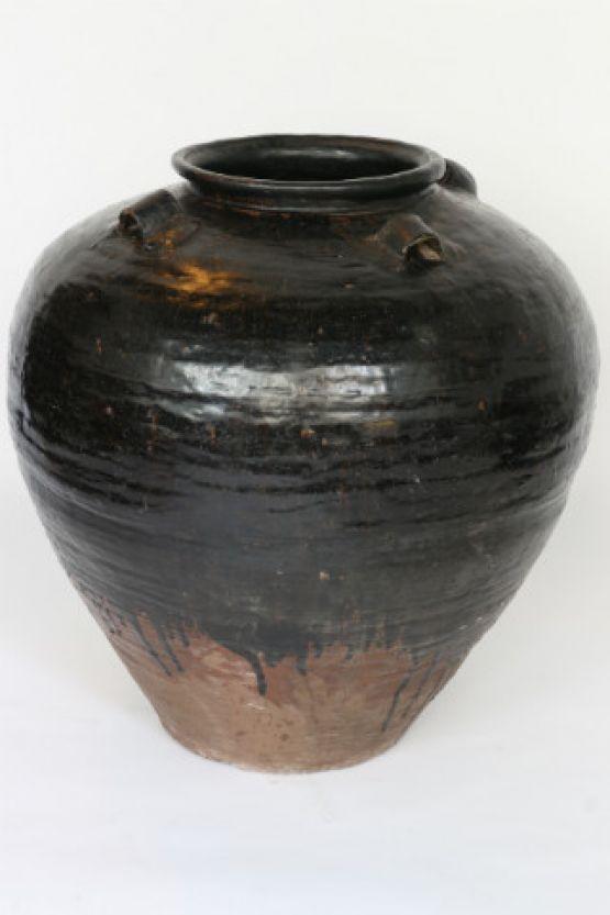 Кхмерская ваза больших размеров, XVII в.