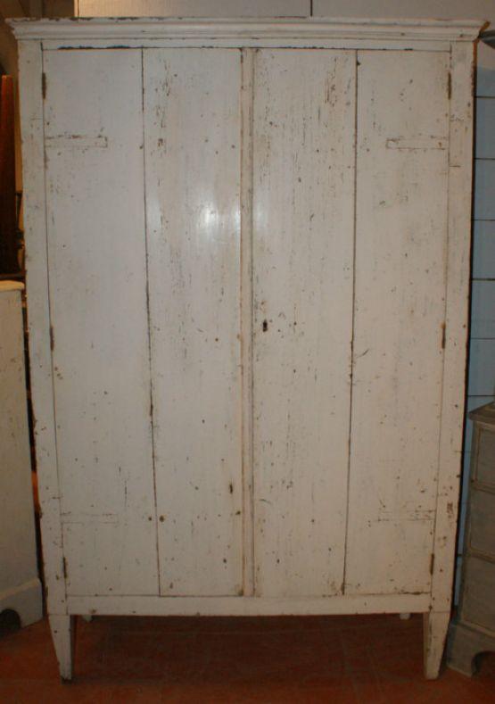Итальянский шкаф для хранения белья, XIX век