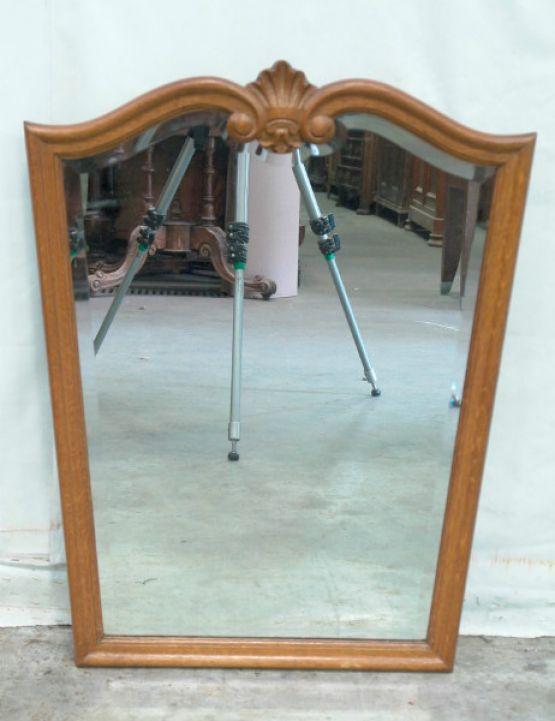 Зеркало в раме из массива дуба, Людовик XV