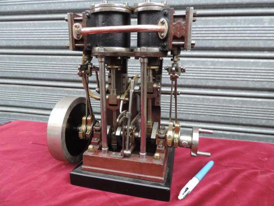 Паровой двигатель, XX в.