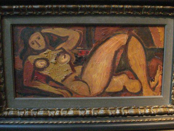 Картина Луи Латапи , (1891-1972)