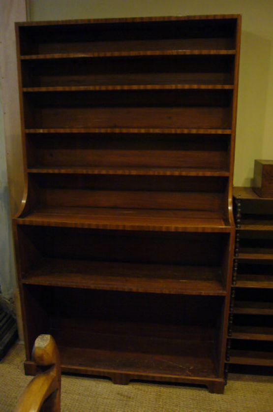 Книжный шкаф в стиле Людовика XVI