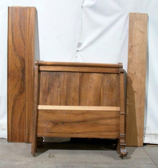 Деревянная кровать, XIX в.