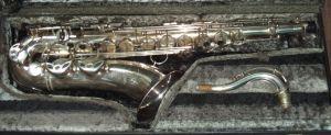 Саксофон-тенор Selmer, XX в.