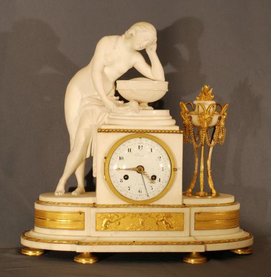 Часы 'Потерянная любовь' в стиле Людовика XVI, XVI