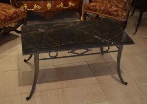 Кофейный столик из кованого железа, 1940-ые гг.