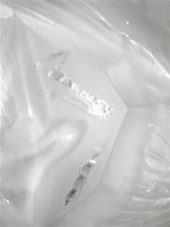 Ночник в стиле Ар-Деко. Франция, 1920-1930 гг.