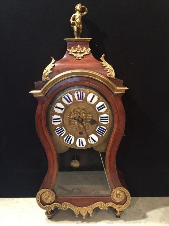 Часы-картель в стиле Людовика XIV. Ducoroy, XVIII